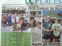 Crescent City Catfish Run