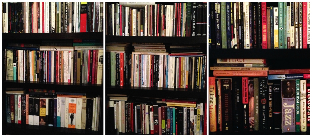 bookshelves January 2015 B