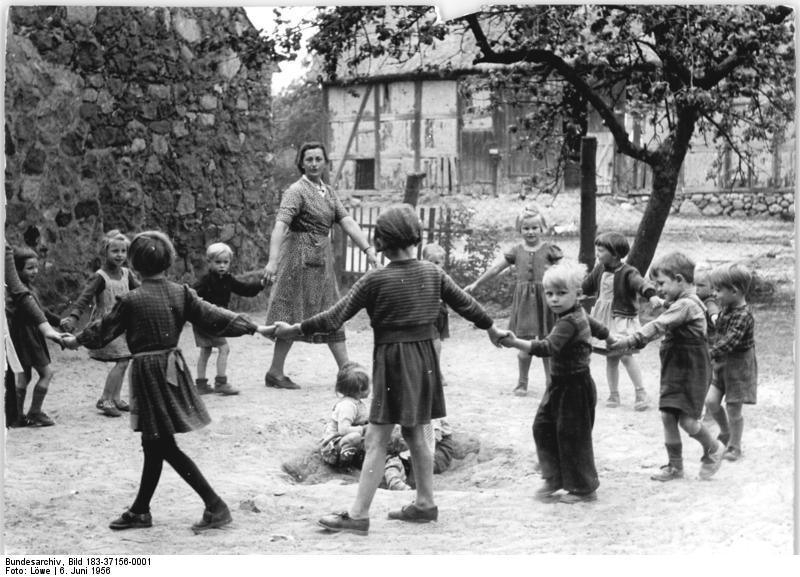 Beentz, Erntekindergartengruppe