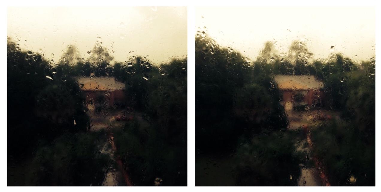 house rain 1
